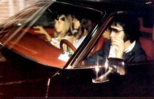 Elvis Last Photo 1977
