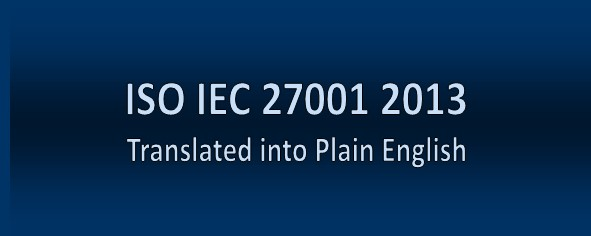 iso27001 resource page at      billslater com  iso27001